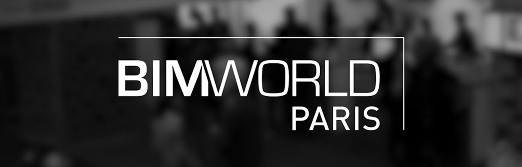 Salon BIM World 2017 à Paris avec BIM Services
